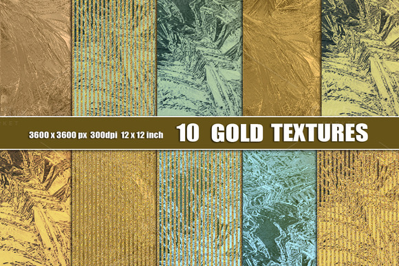 Gold Texture Backgrounds