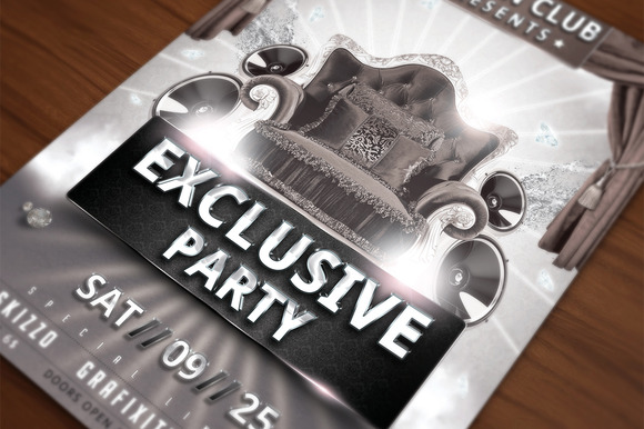 Luxury Exclusive Classy Poster