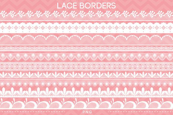 10 Lace Borders I