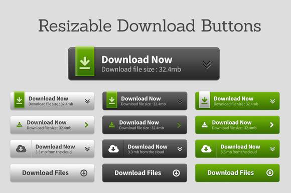 Download Buttons