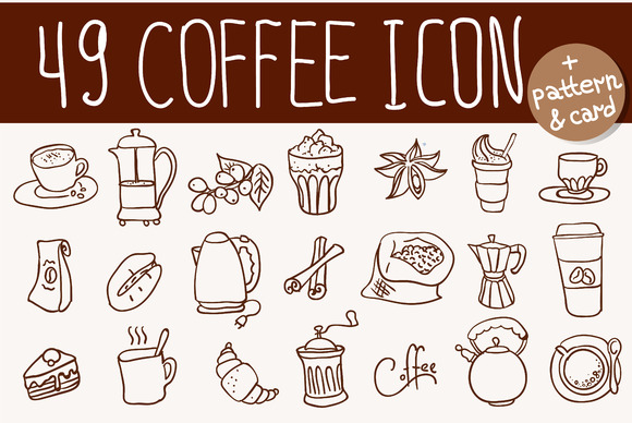 Coffee Tea Icon
