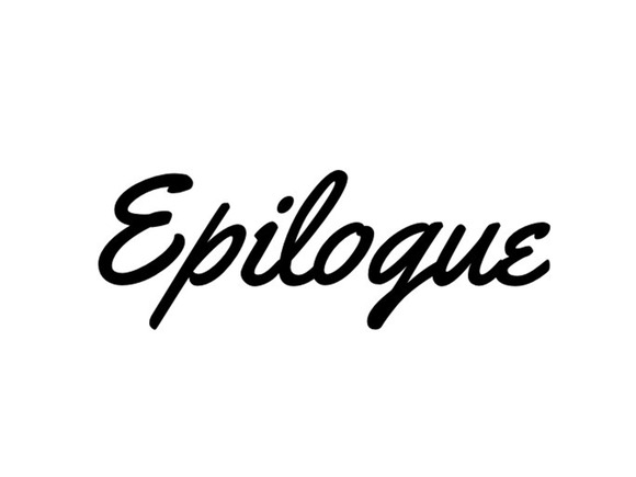 Epilogue Keynote Template