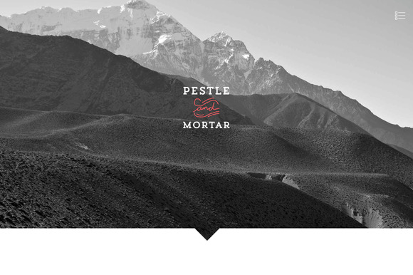 Pestle Mortar WordPress Theme