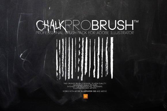 Brush ChalkProBrush