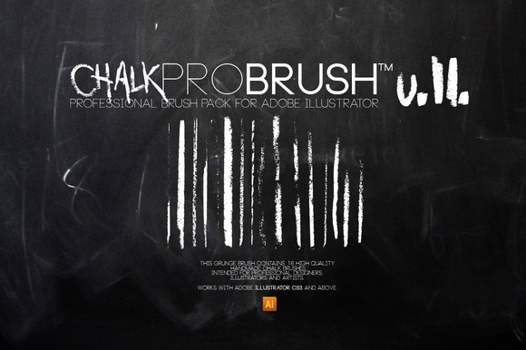 Brush ChalkProBrush V2