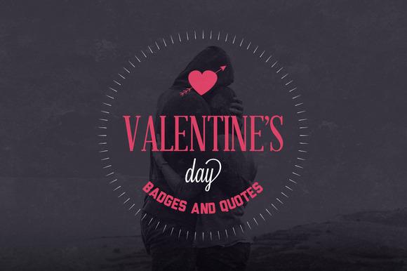 Valentine S Day Badges