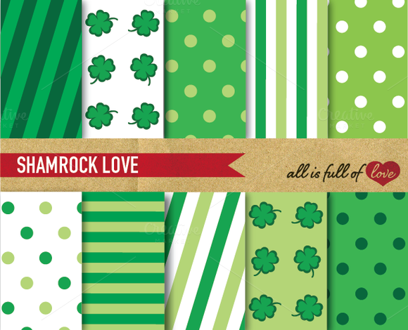 St Patricks Day Background Papers