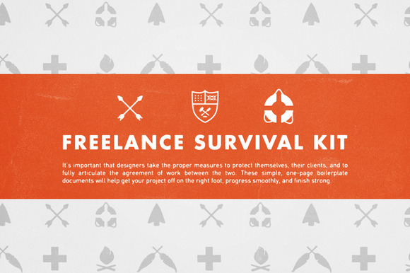 Freelance Survival Kit