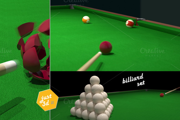 Around Billiard Table