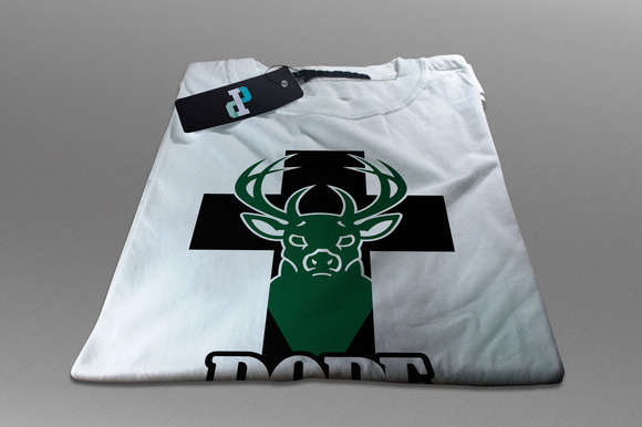 Dope Deer T-Shirt Design