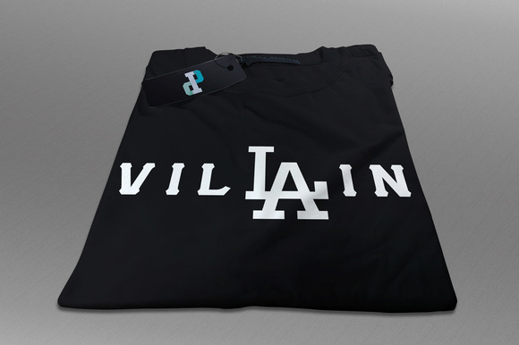 Villain T-shirt Design