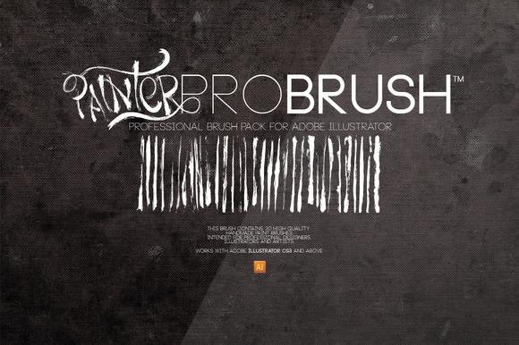 Brush PainterProBrush