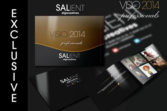 Salient Leaflet Brochure