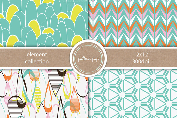 Element Pattern Pack