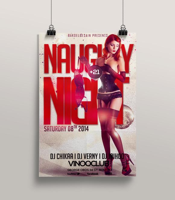 Naughty Night Flyer