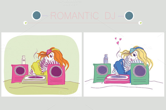 Romantic DJ