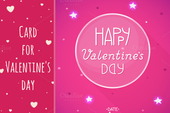Card For Valentine S Day