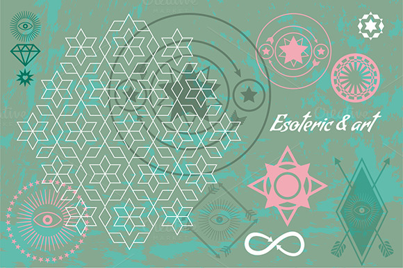Esoteric Art Elements