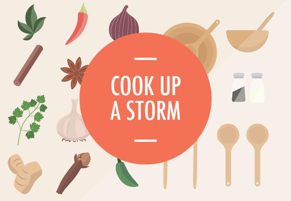 Cook Up A Storm