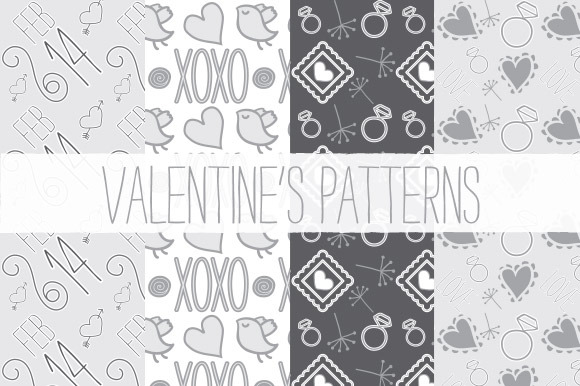 Valentine S Patterns