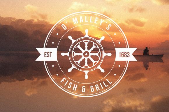 Insignia Vintage Logos