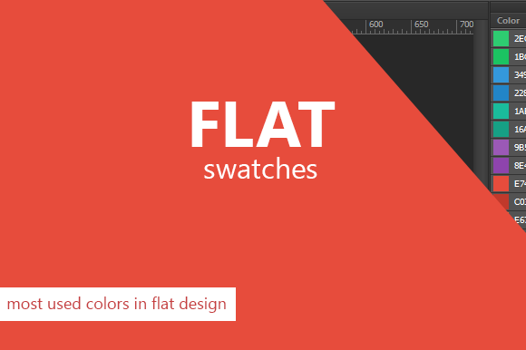 Flat Swatches
