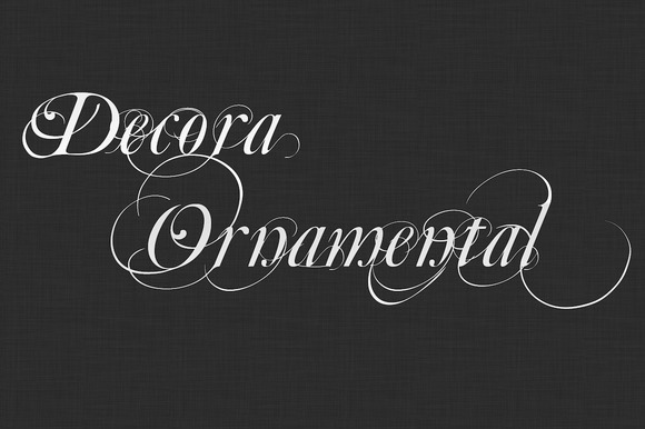 Decora Ornamental
