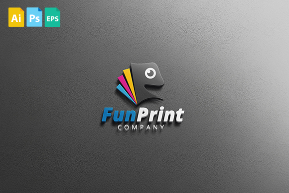 FunPrint Logo