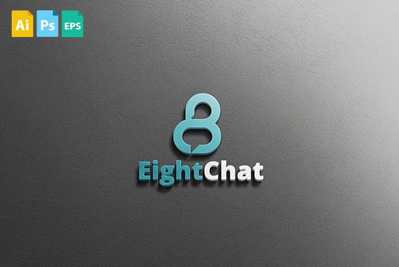 EightChat Logo