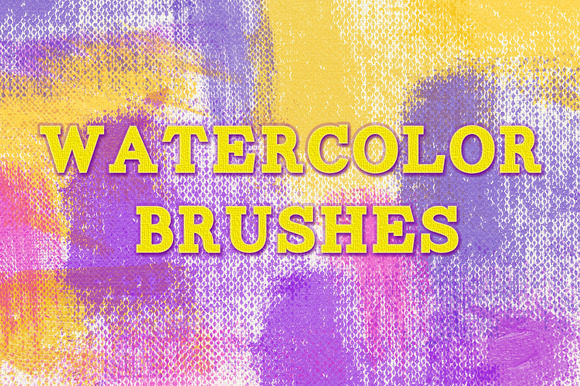 Oil Watercolor Brushes