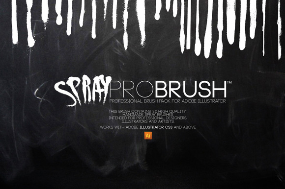 Brush SprayProBrush