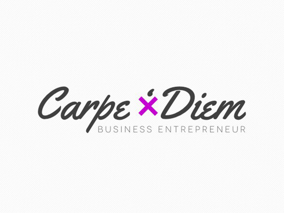 Carpe Diem Keynote Template