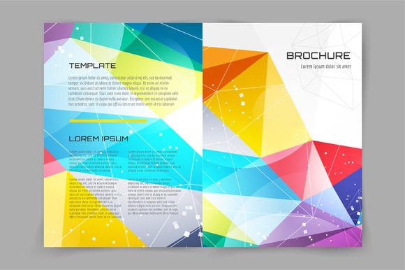 creative brochure design templates - creative brochure design idea template designtube