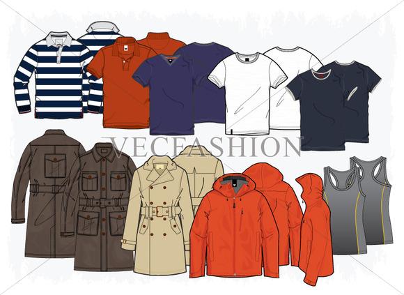 Fashion Bundle Best Selling Vectors