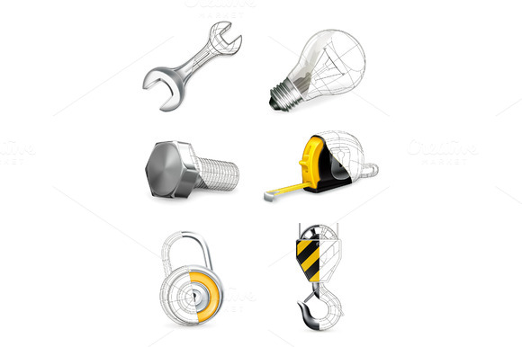 Tools Vector Icons