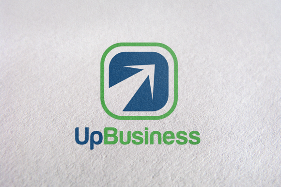 Success Business Up Business Logo