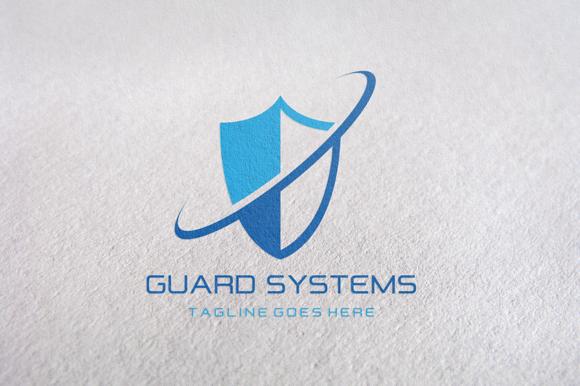 Security Shields Tech Guard Logo