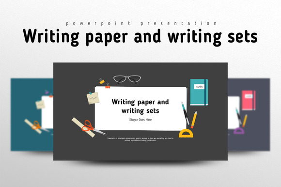 Writing Paper And Writing Sets