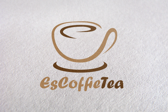 Coffe Shop Drink Coffe Cup Logo