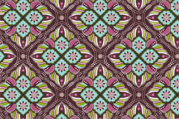 3 Geometric Seamless Patterns