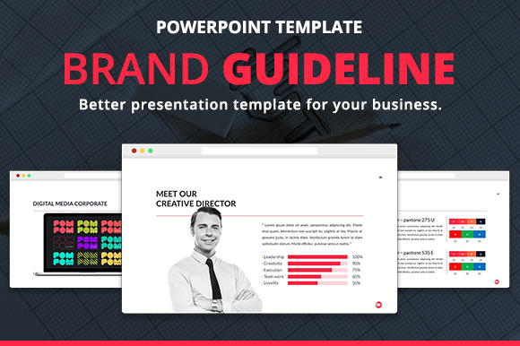 Brand Guide Presentation Template