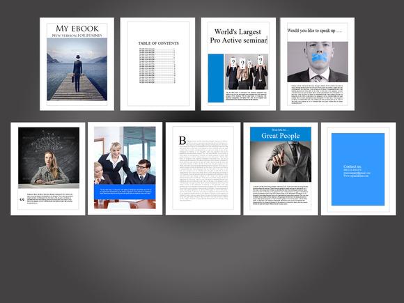 Business Corporate EBook