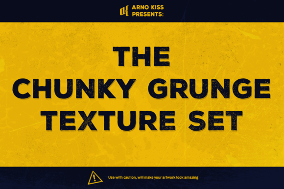 The Chunky Grunge Set