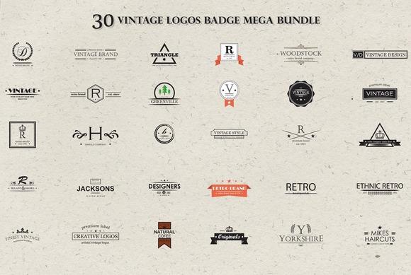 30 Logos Vol 5