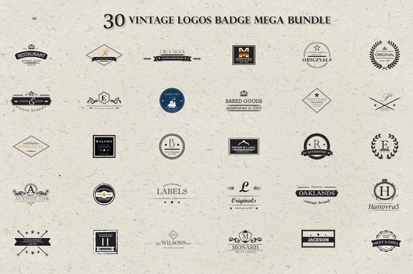 30 Logos Vol 4
