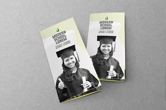 Education Trifold Brochure