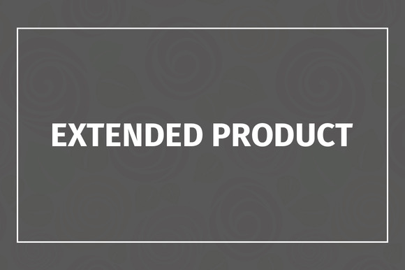 Extended Product 2