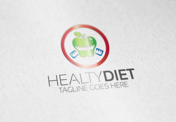 Healty Diet Logo