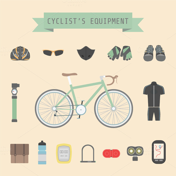 Cyclist S Gear