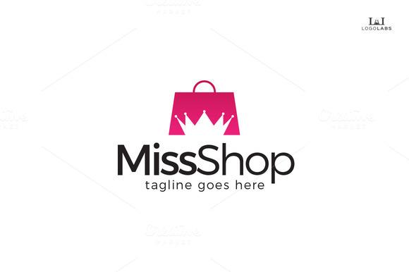 Miss Shop Logo